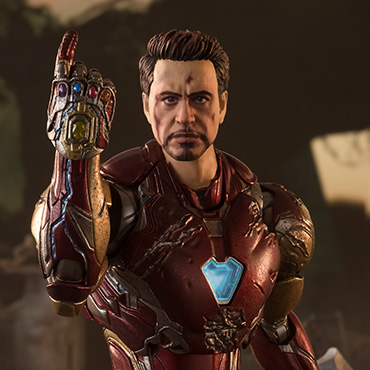S.H.Figuarts Iron Man Mk-85 -《I AM IRON MAN》 EDITION (Avengers: Endgame)