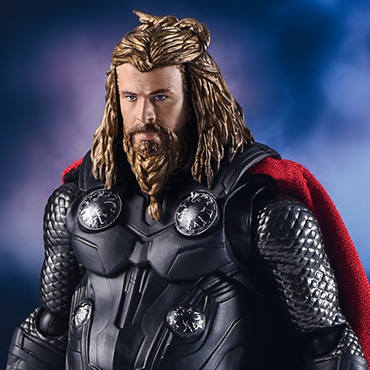 【CINE TOY TAMASHII!】Review with plenty of new photos! S.H.Figuarts Thor -《FINAL BATTLE》 EDITION - (Avengers: Endgame)