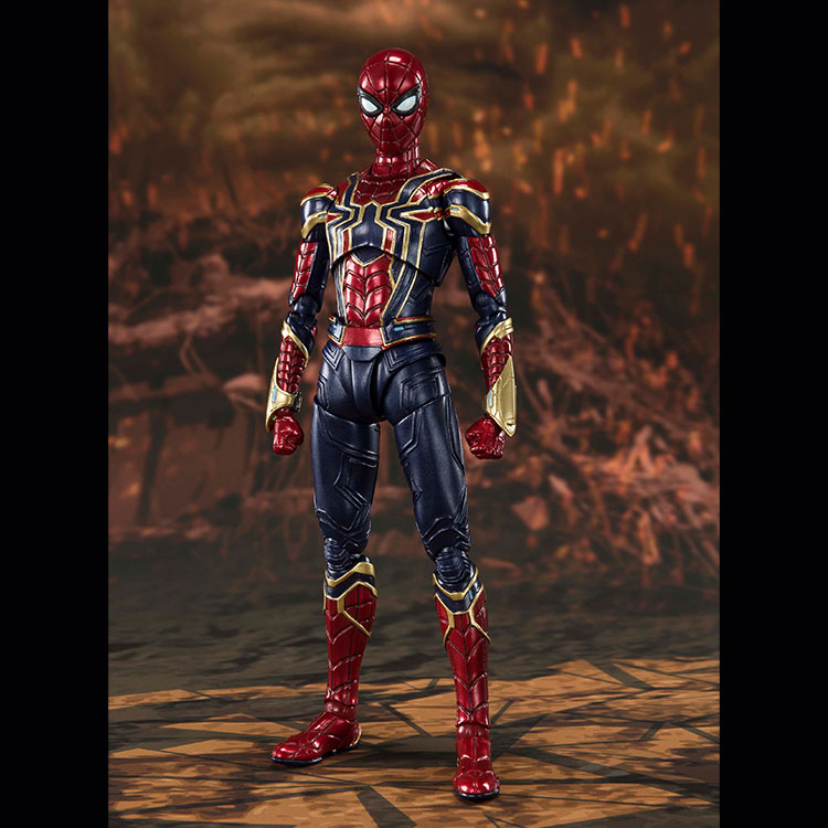 IRON SPIDER -《FINAL BATTLE》 EDITION- (AVENGERS:ENDGAME)