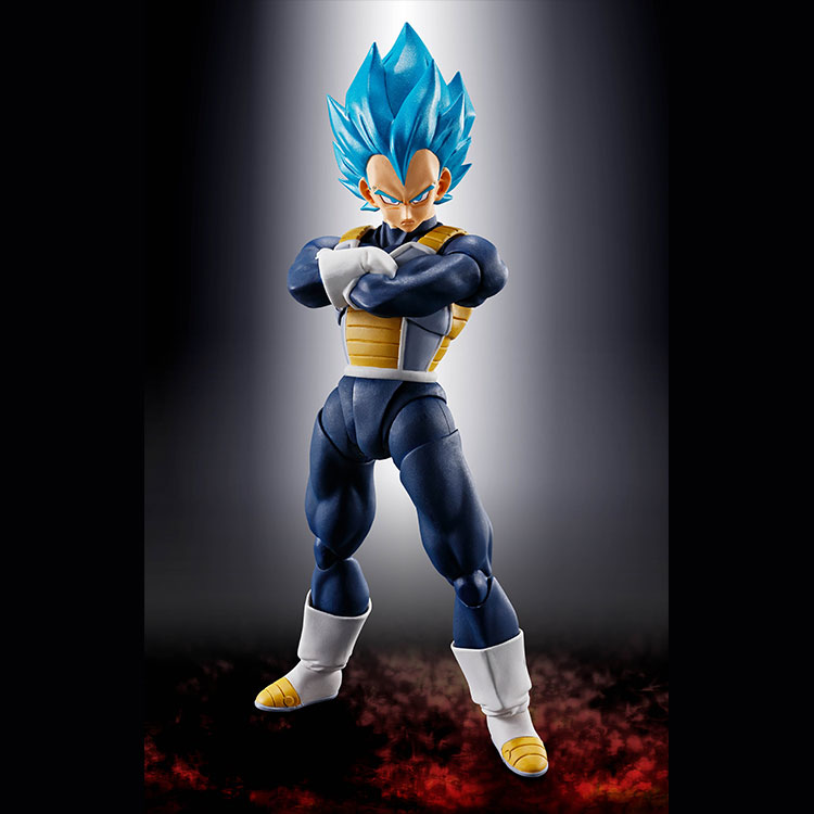 Super Saiyan God Super Saiyan Vegeta –Super-