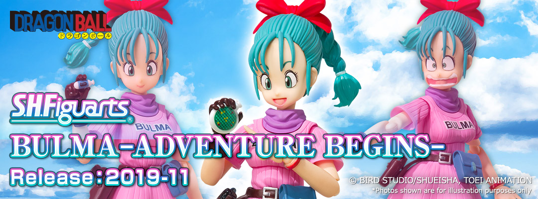 BULMA -ADVENTURE BEGINS-