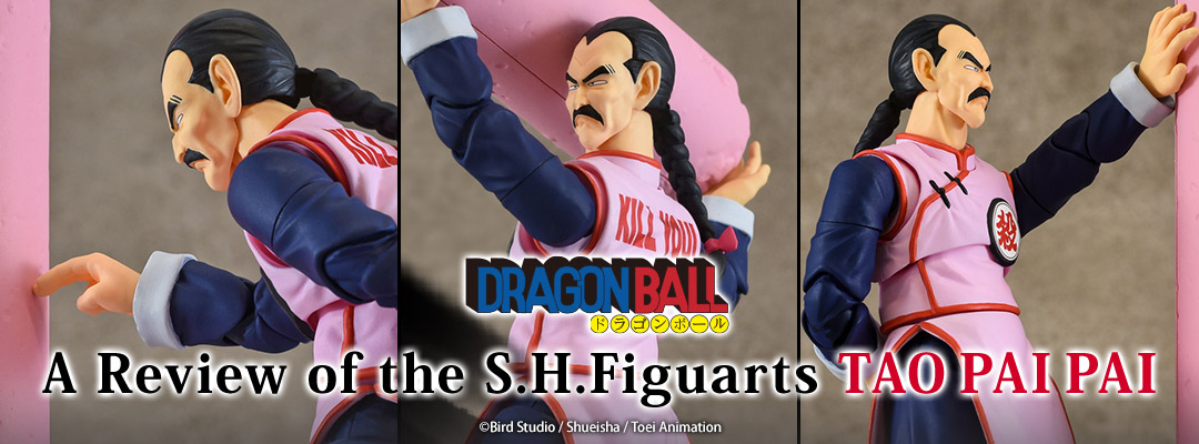 A Review of the S.H.Figuarts TAO PAI PAI